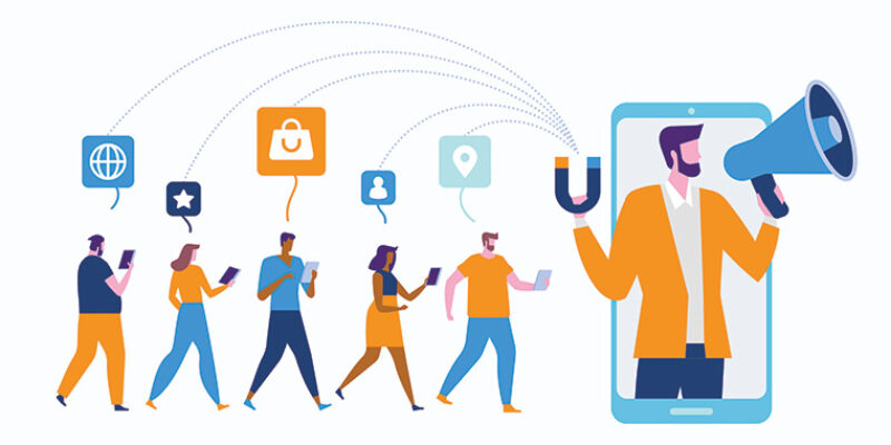 Marketing through influencers, the importance of using it and its advantages