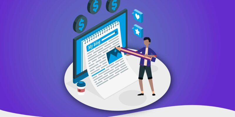 The benefits of blogging for the success of e-commerce