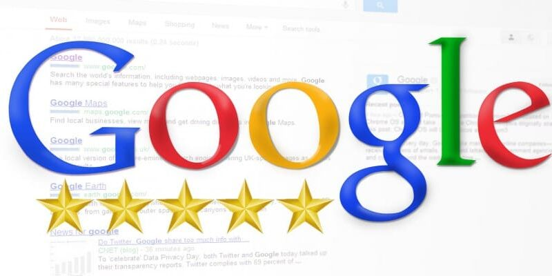 The importance of reviews in improving your ranking on Google